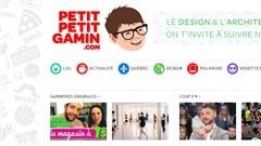 Entrevue avec le fondateur du blogue «Petit Petit Gamin »
