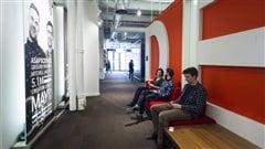 Un premier studio YouTube ouvre au Canada