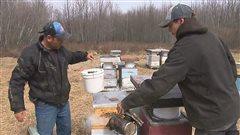 Mandat d'arrestation pour retrouver un voleur d'abeilles