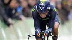 Nairo Quintana vainqueur du Tour de Romandie