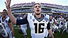 Sans surprise, les Rams choisissent Jared Goff
