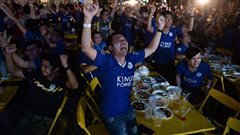 Leicester retient son souffle