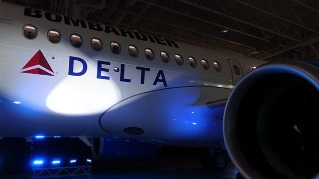Delta Air Lines achète 75 appareils C Series de Bombardier