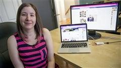 Une programmeuse de Québec recrutée par Facebook à San Francisco