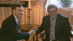 Le maire Labeaume veut faciliter l'immigration des Français