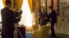 <i>Elvis and Nixon</i> : un film agréable sur un moment improbable