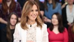 Julie Snyder révèle être inquiète pour son avenir à la télé