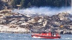 13 morts dans l'écrasement d'un hélicoptère en Norvège