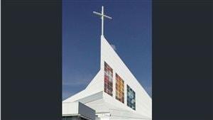 Cathédrale Holy Family de Saskatoon