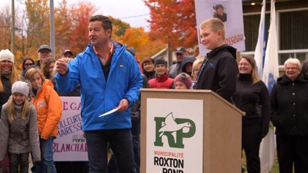 Aidez Dany à trouver le futur maire de Roxton Pond