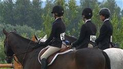 Jeux équestres mondiaux de Bromont : remaniement et analyse dans l'organisation