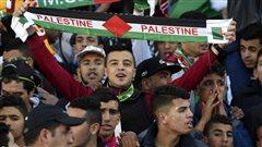 La Fédération palestinienne de soccer est en furie