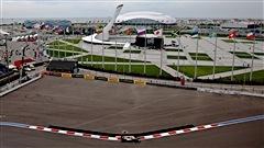 Rosberg encore devant, cette fois à Sotchi