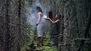 Film «Avant les rues», premier long métrage de fiction tourné en langue atikamekw