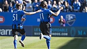 Maxim Tissot et Didier Drogba