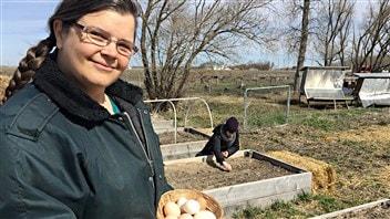 Planter son jardin :solution à la hausse du panier d'épicerie?