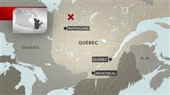 Écrasement d'un hydravion dans le Nord-du-Québec