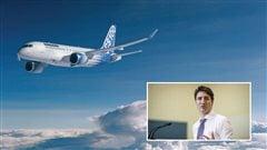 Bombardier et le général Trudeau