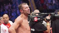 Lucian Bute donne des explications
