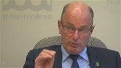 Colisée de Trois-Rivières : «Ouverture en 2019», dit le maire Yves Lévesque.