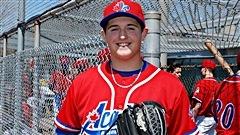 À 15 ans, Viktor Bergeron est un espoir spécial pour Baseball Québec