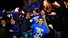 Leicester sacré champion