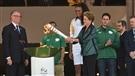 Jeux de Rio: la flamme olympique entame son parcours au Brésil