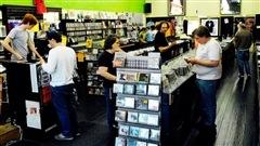 Recul des ventes de musique francophone au Québec