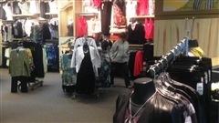 Le secteur québécois du commerce de détail est en bonne santé