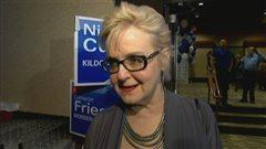 La députée Myrna Driegerpourrait devenir la prochaine présidente de la chambre