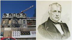 L'histoire derrière la maison de Louis-Hippolyte La Fontaine
