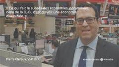 Le point sur l'économie britanno-colombienne