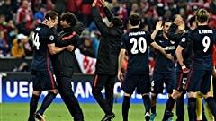 L'Atletico en finale de la Ligue des champions