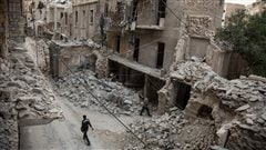 Un hôpital syrien touché dans une attaque des rebelles