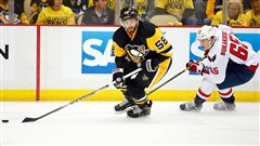 Un match de suspension pour Letang