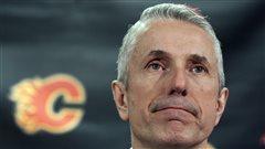 Bob Hartley congédié par les Flames de Calgary