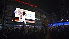 Les Raptors attirent le plus gros auditoire de leur histoire