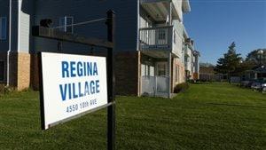 La résidence pour personnes âgées Regina Village.