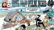 Planche de la bande-dessinée d'Arctic Comics