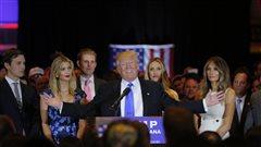 Contre vents et marées, Trump sera le candidat présidentieldu Parti républicain
