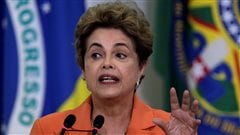 Brésil:les nuages s'accumulent sur Dilma Rousseff