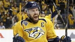 Weber dominant dans un gain des Predators