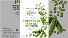 Crainte de listériose : Costco ajoute les pois de senteur Organic by Nature à sa liste de rappel