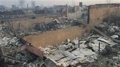Les Forces canadiennes, expertes en catastrophes naturelles