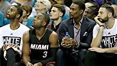 Le Heat sera privé de Chris Bosh pour le reste des séries