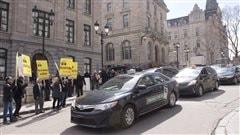 Daoust introduirait des tarifs flexibles pour les taxis dans son projet de loi