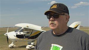 Ron Garnett s'inquiète de la multiplication de drones dans le ciel de Saskatoon et des environs