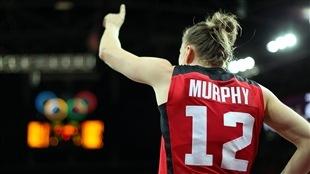 Lizanne Murphy et son long parcours vers la reconnaissance