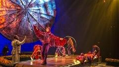 <em>Luzia</em>: le Cirque du Soleil revient à l'essentiel