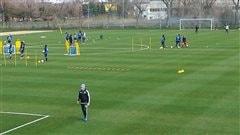 Didier Drogba absent de l'entraînement, mais en poste samedi